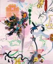 Fiona Rae: Wonderland, 2004