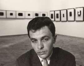 Franz Hubmann: Arnulf Rainer (*1929), 1967