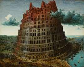 Pieter Bruegel d. Ä.: Turmbau zu Babel