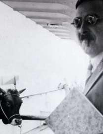 Stefan Zweig auf der Fahrt von Brasilien nach Argentinien