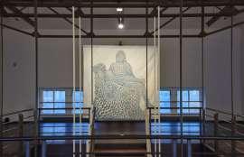 Ausstellungsansicht: Thomas Bayrle