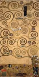 Gustav Klimt, Entwurfszeichnung zum Mosaikfries im Palais Stoclet, 1910/1911