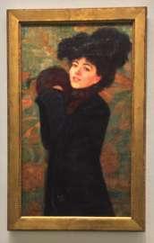 Ausstellungsansicht: Herausforderung Moderne. Wien und Zagreb um 1900