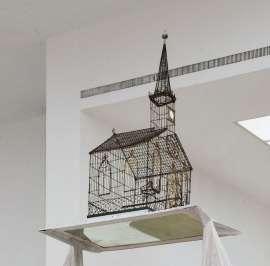 Tillman Kaiser, Im Dom, Ausstellungsansicht Secession 2019