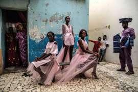 Finbarr O'Reilly: Dakar Fashion