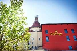 Ottakringer Brauerei von aussen