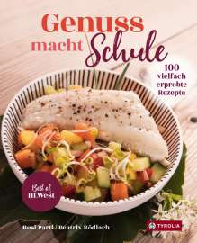Buchcover 'Genuss macht Schule'
