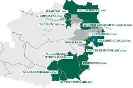 Alle aktuell definierten DAC-Gebiete im Mai 2019