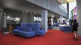 Die neue Lobby des Sofitel Vienna Stephansdom