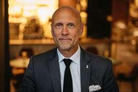 Jürgen Ammerstorfer, neuer Generaldirektor im The Ritz-Carlton Vienna, Porträt