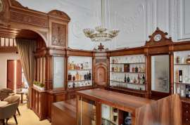 Der neue Feinkostladen Alimentari im Hotel Das Triest