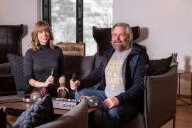 Podcast im Puradies mit Sarah Hampf und Michael Madreiter