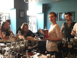 Jägermeister Manifest goes Hammonds Bar