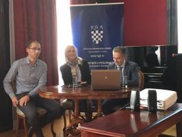 Vina Croatia - Vina mosaica in Wien zu Gast