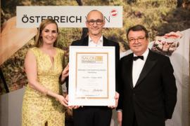 Harkamp ist Österreichs erster Sekt-Salonsieger