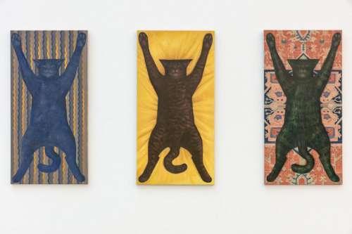 Lukas Posch, X(#1), X(#2), X(#3), 2019