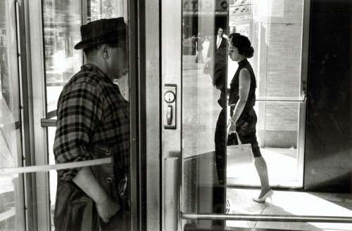 Lee Friedlander New York City, 1963