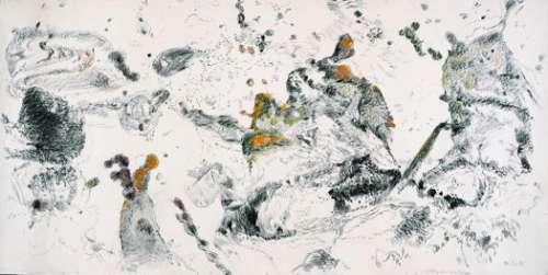 Max Weiler: Vielfältig und Reich an Formen