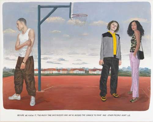 Muntean/Rosenblum: Untitled (Before we know it...), 2000