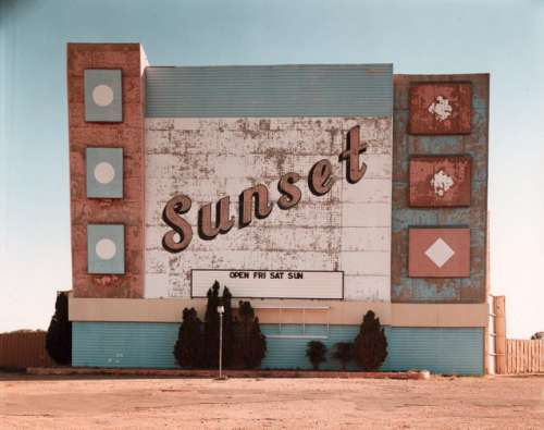 West 9th Avenue, Amarillo, Texas, October 2, 1974