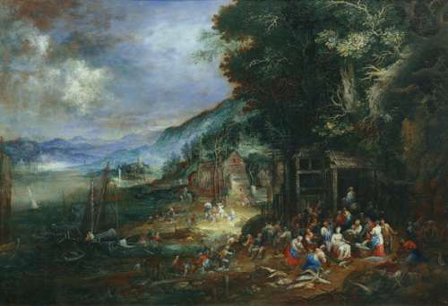 Johann Jakob Hartmann, Das Wasser