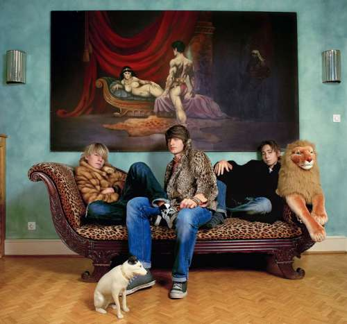 Katharina Mayer, Alex & his friends, 2008