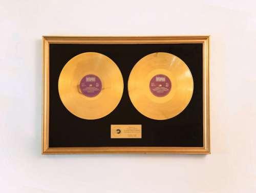 Goldene LPs Wolfgang Ambros