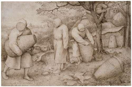 Pieter Bruegel d. Ä.: Die Imker