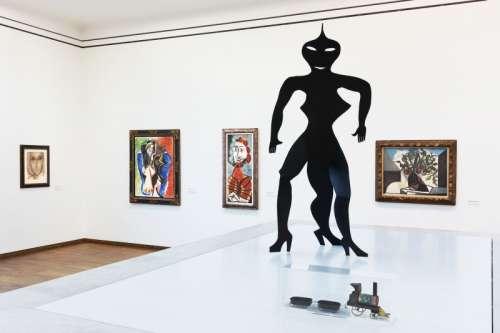 Ausstellungsansicht: Wow! Die Heidi Horten Collection