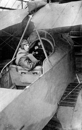 Feldpilot Franz Leo Sigl