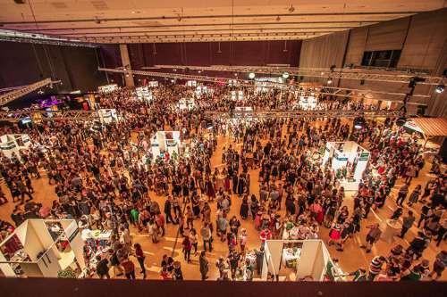 Tausende Weininteressierte bei der Junkerpräsentation 2018 in Graz
