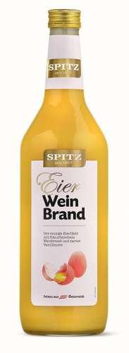 Flaschenfoto Spitz Eierweinbrand
