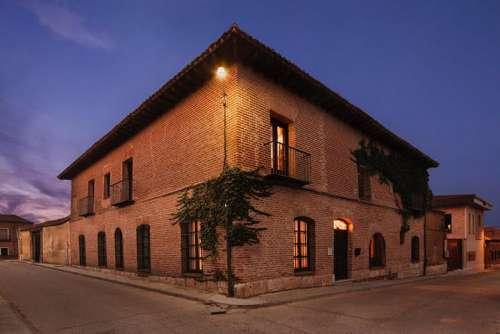 Das Weingut Campo Eliseo in Rueda, Spanien